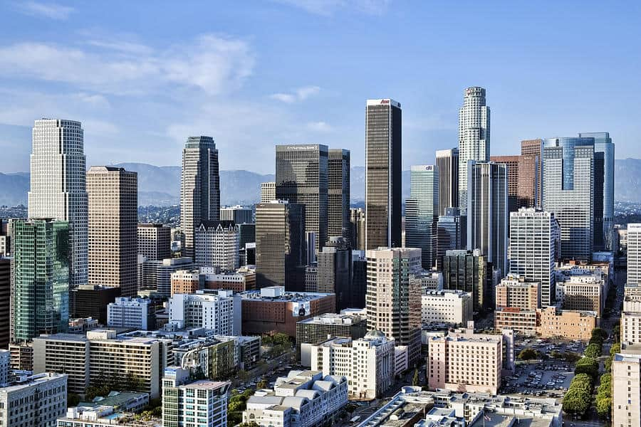 Los angeles information about los angeles city in usa for Is la a city