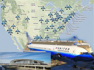 Airports in United States of America » US Airports